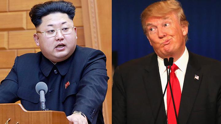 "kim jong Trump, ""onorat"" sa l intalneasca pe Kim Jong un"