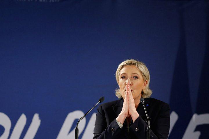 le pen 720x480 Macron, vestea proasta pentru Moscova si Londra