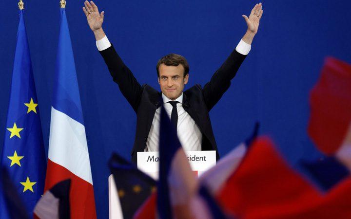 macron mare 720x450 Macron, vestea proasta pentru Moscova si Londra