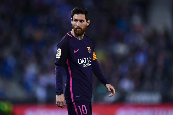 messi1 Messi, gest superb pentru copiii sirieni