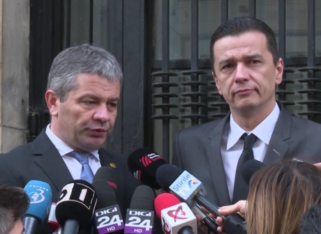 ministur premier 2 Intalnire Bodog  Grindeanu. Ministrul Sanatatiia ajuns la Guvern