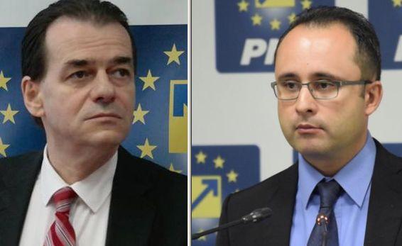 orban busoi Incepe cursa pentru sefia PNL. Ludovic Orban si Cristian Busoi si au lansat candidaturile in aceeasi zi
