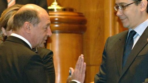 ponta basescu Basescu, gata sa l dea in judecata pe Ponta: Va raspunde pentru astfel afirmatii grave