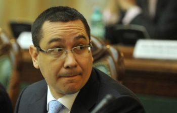 ponta medalion 350x224 Concluzie in privinta motiunii PNL. Ponta: nu poate aduce absolut nimic bun Romaniei