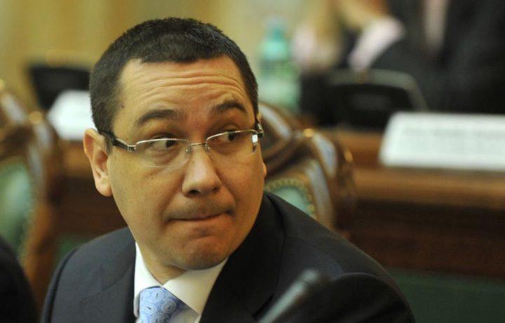 ponta.3axzv7okg5 720x460 Vanghelie: Ponta a patronat arestarea unor membri PSD