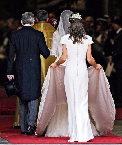 poza zilei 2 2 421x500 Ceva despre nunta Pippei