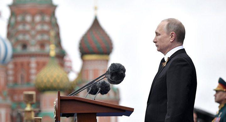 putin 1 720x390 Putin, umilit de ISIS de Ziua Victoriei