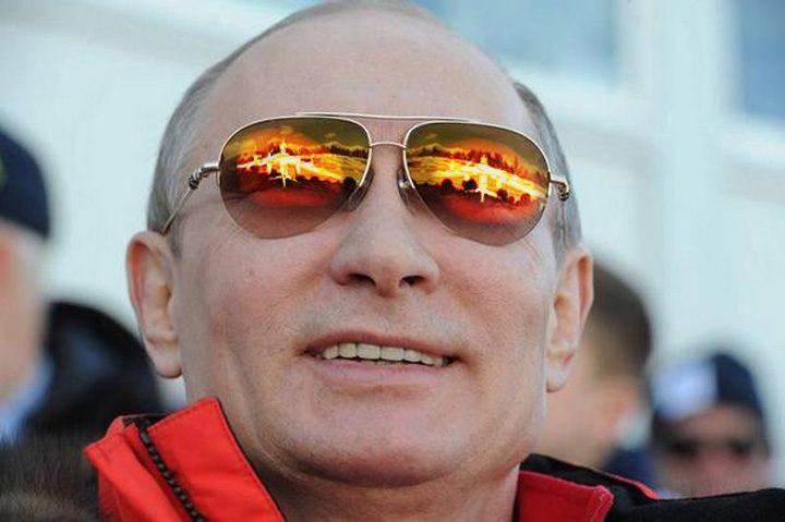 putin medalion 720x479 Trump, in undita lui Putin