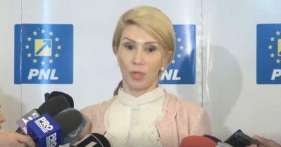 ralu Turcan cere, in numele PNL, demisii in alb in cazul Dragnea si Grindeanu