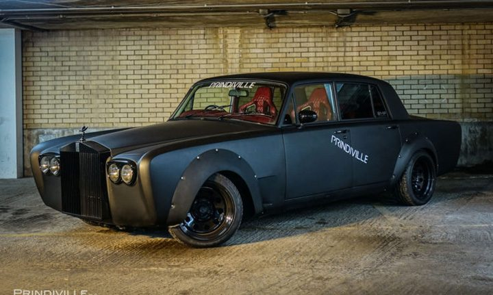 rolls 720x431 Rolls Royce pentru drifting
