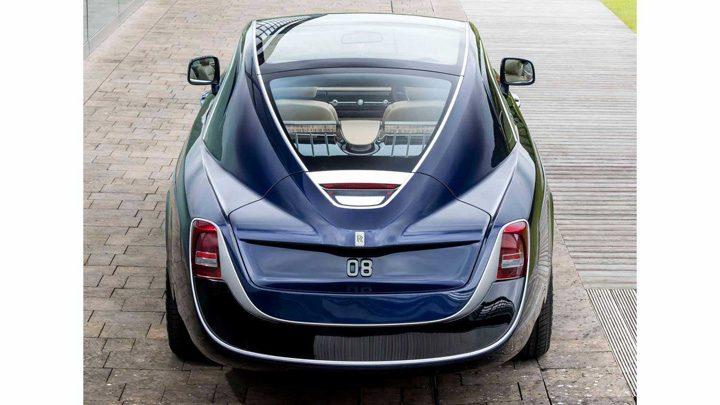 rolls spate 720x405 Rolls Royce Sweptail: Unicat de 11 milioane de euro