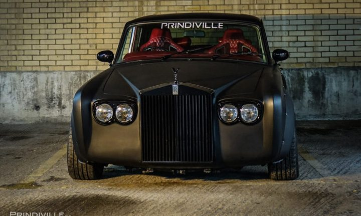 rolls4 720x431 Rolls Royce pentru drifting