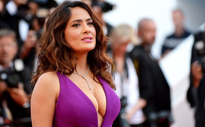 salmahayek 720x447 Salma Hayek, despre violenta si machismul de la Hollywood