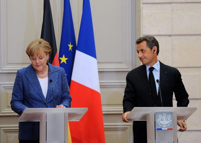 sarkozy 705x500 Merkel, femeia adorata de presedintii Frantei
