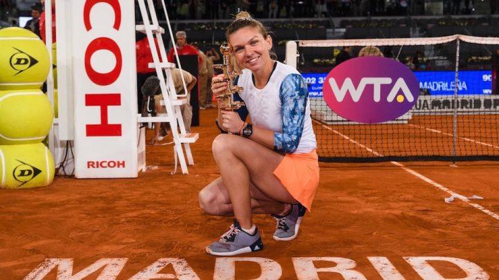 simo 720x405 Simona Halep, campioana la Madrid, al doilea an la rand