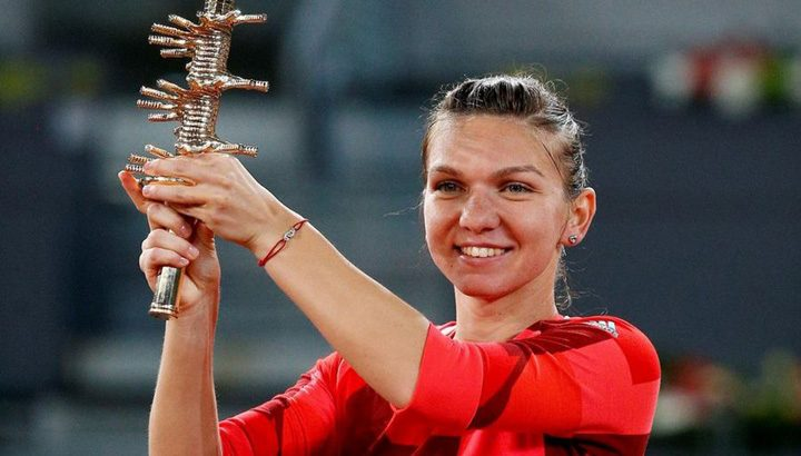 simona halep madrid 720x410 Victoria Simonei, revansa fata de antrenor!