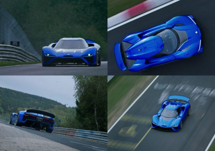 supercar1 714x500 Regina Iadului Verde