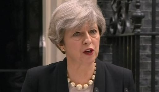 ther Premierul britanic, referiri la drepturile europenilor din Regat/Inceput bun