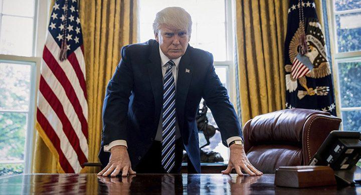 trump 2 720x390 Aliatii SUA, alarmati de amatorismul lui Trump
