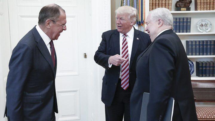 trump cu rusi 720x405 Trump, in undita lui Putin