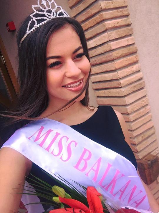 """02 denisa O romanca este """"Miss Balkana 2017"""""""