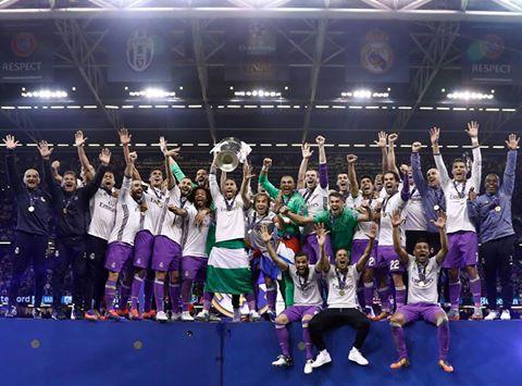 18766071 10151287692449953 6830267175845182694 n real Real Madrid a castigat Champions League al doilea an la rand