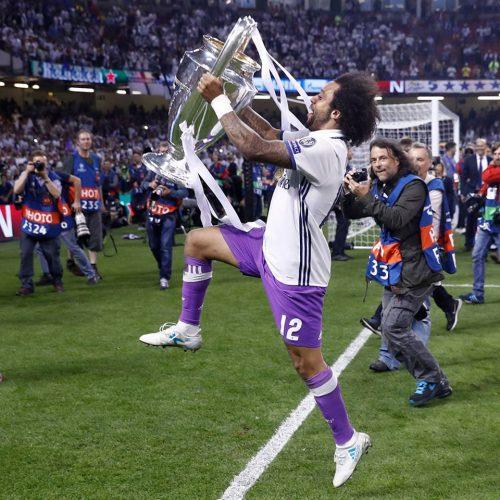 18893152 10151288167004953 4529951729948641200 n marcelo 500x500 Real Madrid a castigat Champions League al doilea an la rand