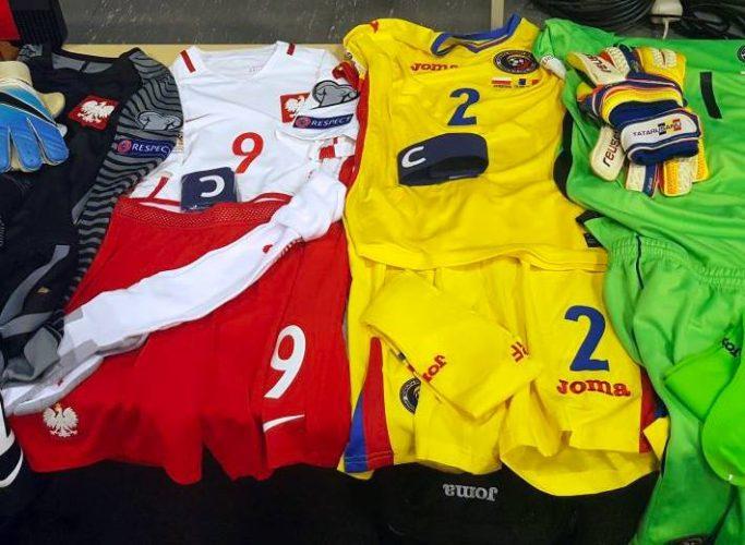 19029638 796556430521969 1088270955299603121 n trico 683x500 Tricolorii joaca diseara cu Polonia. Meci decisiv pentru calificarea la Mondiale
