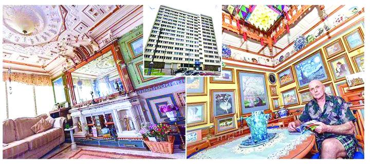 19125358 796951107137558 2097736093 o Si a amenajat un Versailles in propriul apartament cu 2 camere!