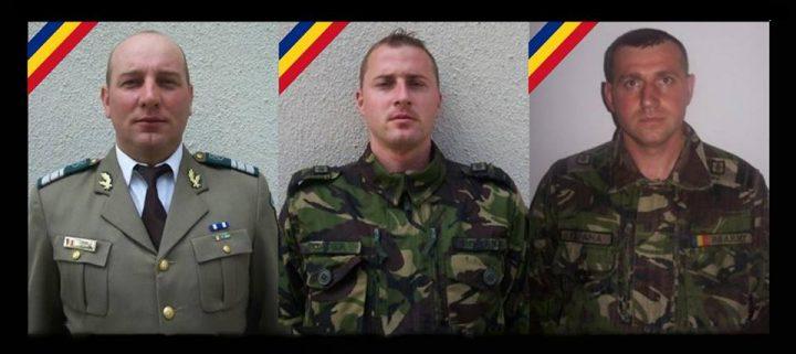 19598582 920531904752727 1584818045319906802 n militari 720x321 Cine sunt cei trei militari care au pierit in accidentul din Arges