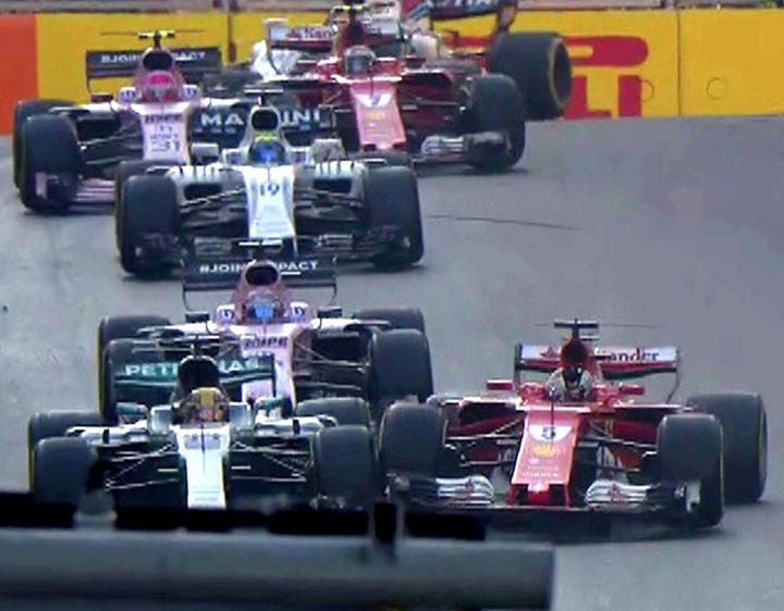 257408 Rafuiala in Formula 1