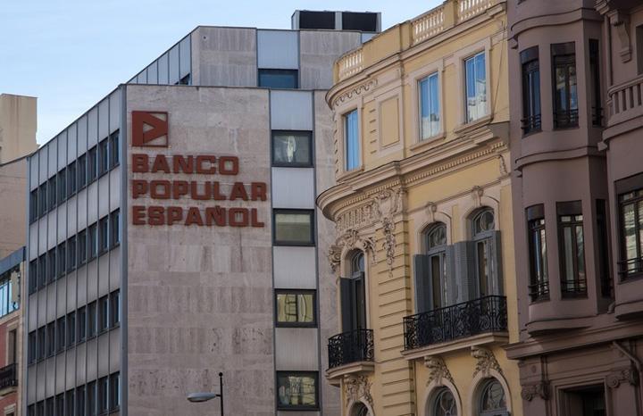 Banco Popular Lovitura: Banca luata cu un euro!