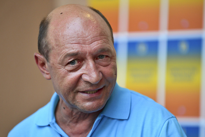 "Basescu ""Dihorul"" si ""tarcovnicul"""