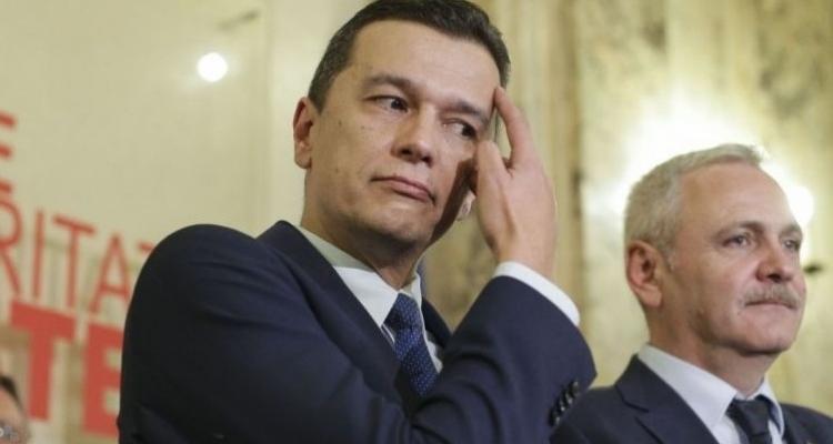 Dragnea Grindeanu Miza motiunii: Dragnea si Grindeanu si au pus viitorul politic in joc