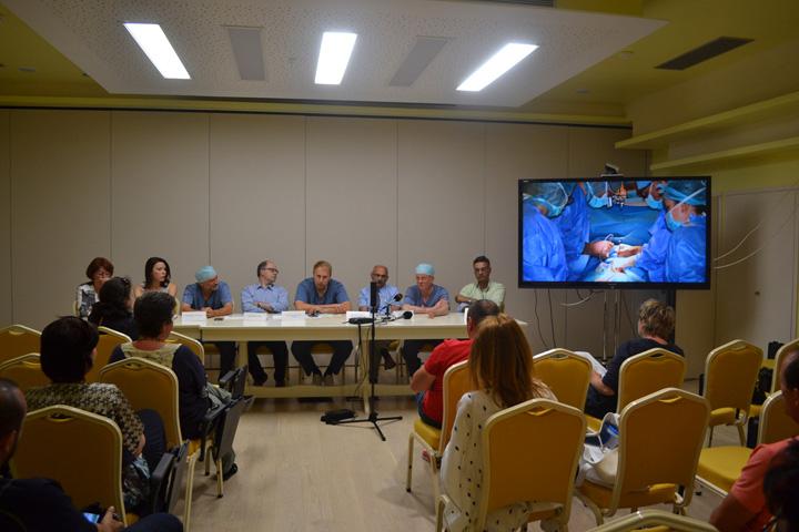 Foto 4 Spitalul Polisano, proiect umanitar de amploare