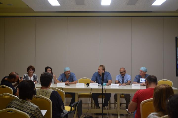 Foto 5 Spitalul Polisano, proiect umanitar de amploare