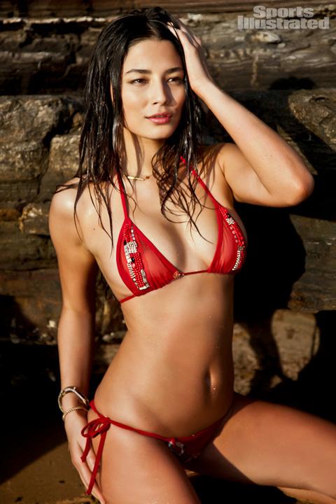 Jessica Gomes Cel mai sexy model al anului