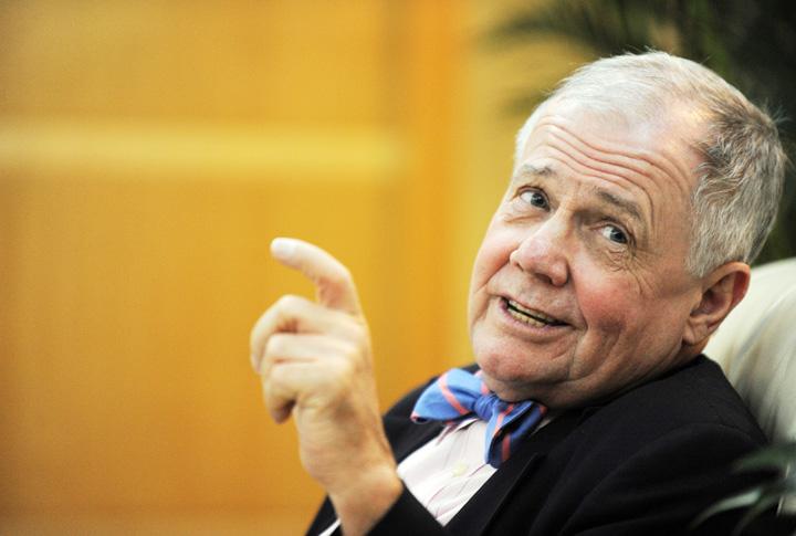 Jim Rogers Vine marea criza economica!
