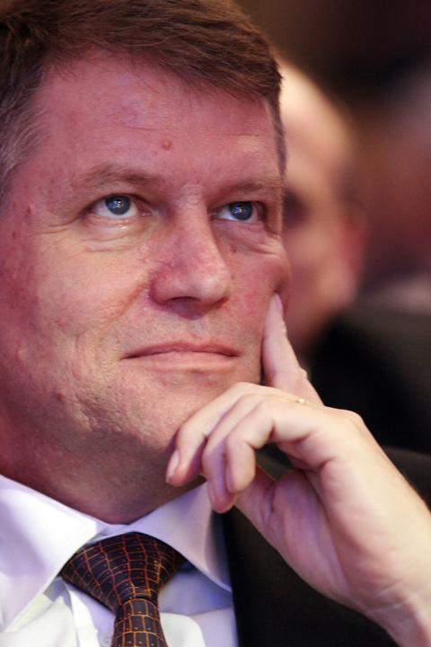 Klaus Johanis ND 10 Iohannis a pus mana pe guvernare