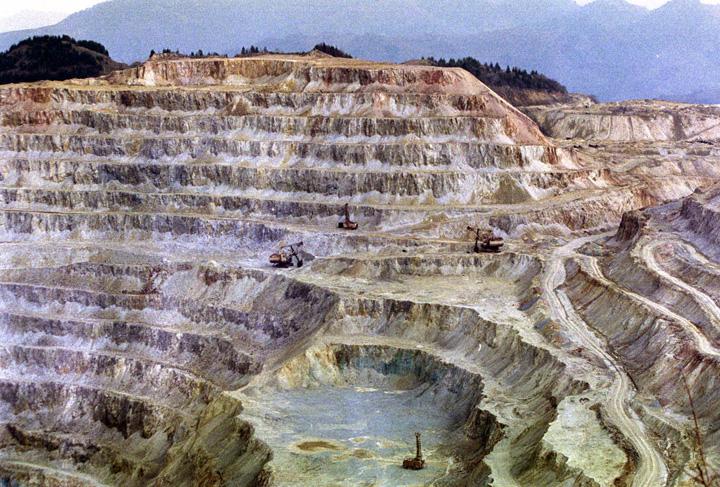 Rosia Montana Gabriel Resources vrea  4,4 miliarde de dolari  de la statul roman