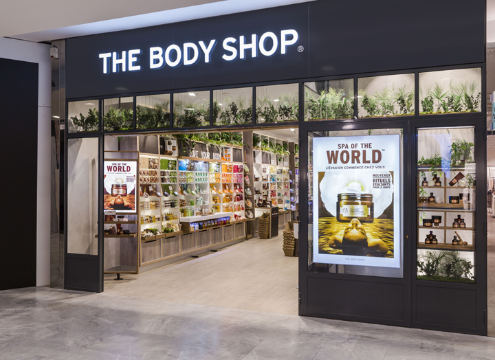 The Body Shop The Body Shop se vinde pentru 1 miliard de euro