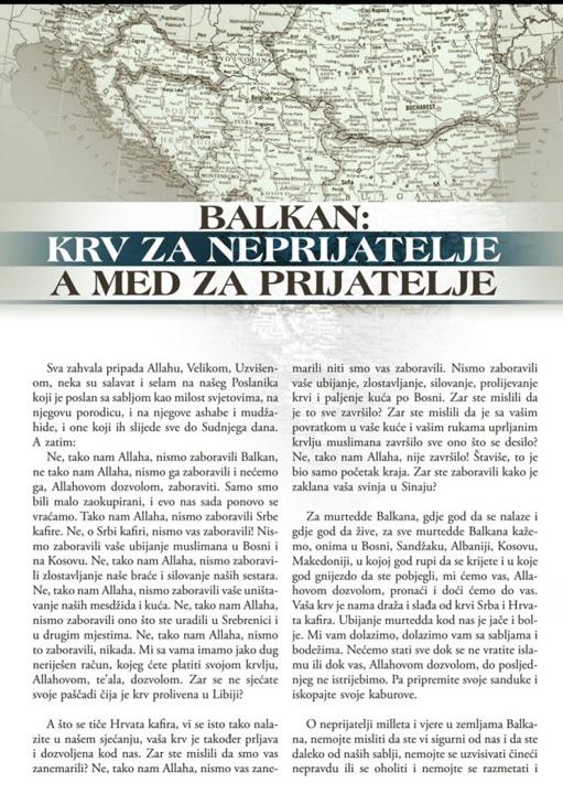 Ziar ISIS Amenintare directa: Romania, tinta ISIS!