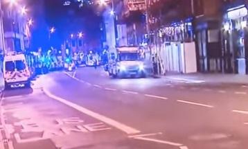 atac 2 Francezi raniti in incidentele de la Londra