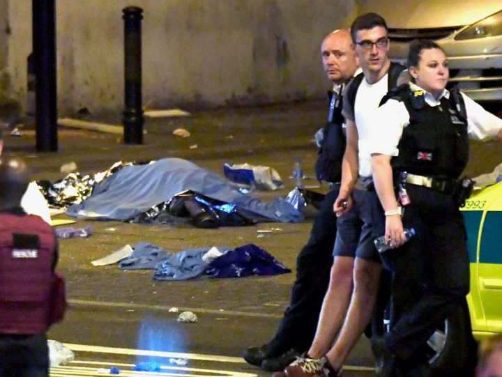 atac 4 Musulmani atacati la Londra