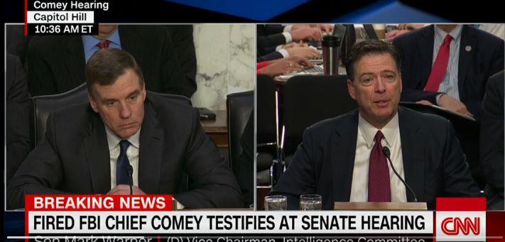 audier Fostul sef al FBI, audiat in Senat