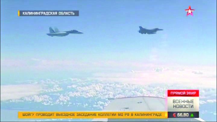 avion Rusii iar au insomnii cu Deveselu