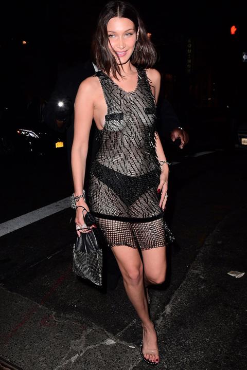 """bella hadid 20001 Designerul Alexander Wang crede ca Bella Hadid este """"trupul noii generatii"""""""
