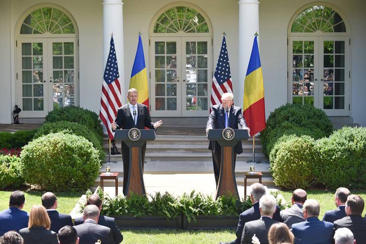 casa alba1 De ce e Romania o tara cruciala pentru SUA