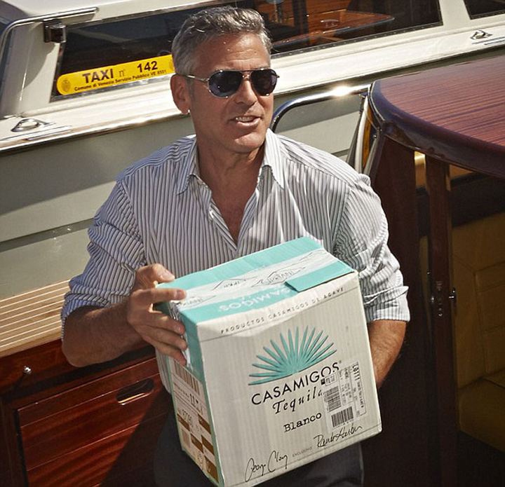 casamigos George Clooney vinde tarie de 1 miliard de dolari