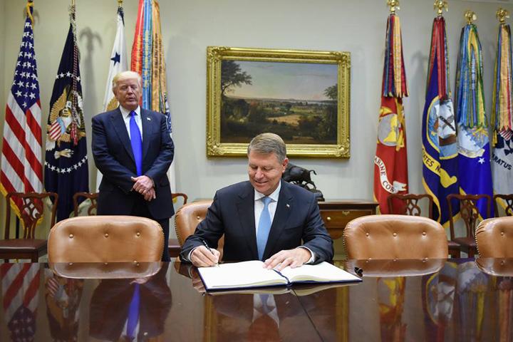 casda alba De ce e Romania o tara cruciala pentru SUA